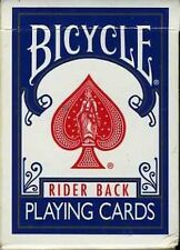 Bicycle Blue Rider Back Playing Cards