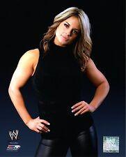 """WWE PHOTO KAITLYN 8x10"""" OFFICIAL WRESTLING PROMO CELESTE BONIN"""