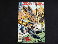 "Star Trek #56 "" Time Crime - Part 4 "" (Jan 1994 Dc)"