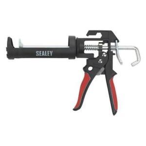 SEALEY Heavy Duty Caulking Gun 130mm AK4802 150ml Cartridge