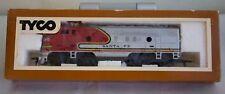 "Tyco Train Ho Diesel F9 ""B"" Unit Santa- Fe Passenger"
