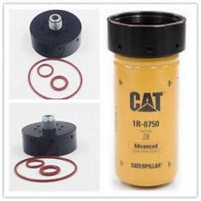 6.6L Duramax CAT Fuel Filter Adapter Caterpillar 1R-0750 Chevy GMC 2001-2016