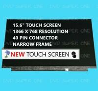 "NT156WHM-T03 15.6"" WXGA HD LCD Touch Screen New LED Display + Digitizer"