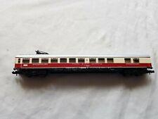 A Model Railway Trans Europ Express Restaurant Coach In N Gauge By Trix Boxed No