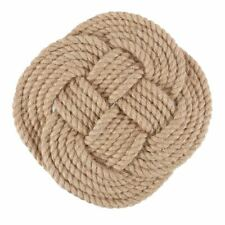 Nautical Knot Rope Trivet
