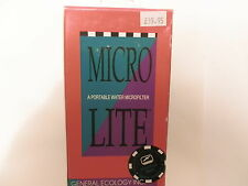 Microlite Water Filter.