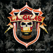 the devil you know L.A. GUNS CD+ 1 BONUS TRACK ( BRAND NEW 2019)