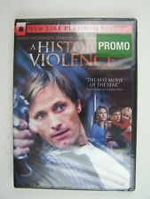A History of Violence DVD PROMO New Sealed