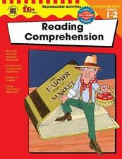 The 100+ Series Reading Comprehension, Grades 1-2