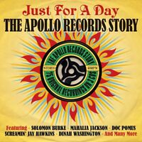 JUST FOR A DAY-APOLLO 3 CD NEU