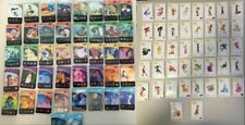 Woolworths Disney Cards Animation Collectable Trading Cards