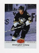 2006-07 Flair Showcase #324 Kristopher Letang RC Rookie Card