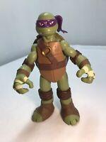 """Large Jumbo 10"""" TMNT Teenage Mutant Ninja Turtles Donatello Action Figure 2012"""
