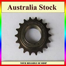 BMX Bike Bicycle 18t Teeth Single Speed Freewheel Flywheel Sprocket Gear
