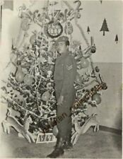 #22569 Greece 1966. Christmas in the Army. Photo