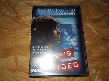 Benny's Video (2005) (DVD, 2006) Arno Frisch, Angela Winkler, Ulrich Mühe *NEW*
