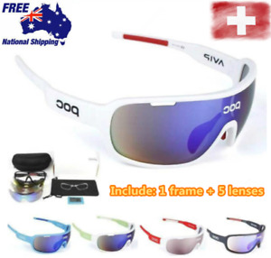 POC UV400 Glasses Polarized Sunglasses Polarised Photochromic Outdoor Cycling