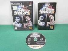 PlayStation2 - EXCITING PRO WRESTLING 7 Smackdown VS RAW 2006 - PS2. JAPAN.45373