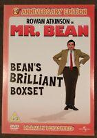 Mr. Bean - 20th Anniversary Edition (Remasterizada digitalmente) DVD