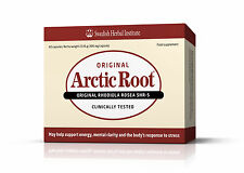 Swedish Herbal Institute, Arctic Root, SHR-5 Extract, Rhodiola Rosea, x60Vcaps