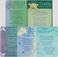 Memorial / In Loving Memory - Graveside FATHER'S DAY Cards
