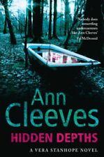Hidden Depths (Vera Stanhope 3) By Ann Cleeves