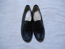 New Women's SAS Black slip on loafers Soft Step Heel Size 9 N FREE SHIPPING!!!!!