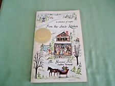 Governor's Inn Ludlow, Vermont Cookbook 1989 Signed