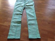 Tally Weijl Jeans, Hose, Röhrenjeans Gr. 40, M grün, mintgrün TOP !!!