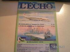 ** L'Echo n°72 L'accident du DC10 Turc à Ermenoville / En cas de décès