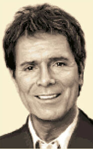CLIFF RICHARD - complete counted cross stitch kit *Jann Designs