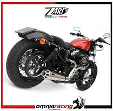 Zard Steel Racing - Harley Davidson 883 / 1200 Sportster 04> Full Exhaust System
