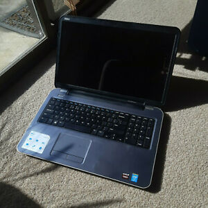 """Dell 17"""" Inspiron 17R 5737 Laptop w/ charger + Alienware Sleeve 8GB Ram 1TB HDD"""