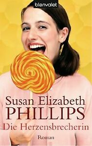Die Herzensbrecherin: Roman von Susan Elizabeth Phillips   Buch   Zustand gut
