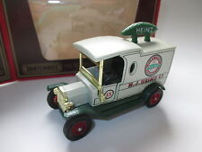 "Ford Model T ""H. J. HEINZ 57 Varieties"", Matchbox Models of Yesteryear MoY Y-12!"