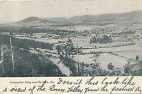 HAZLETON PA - Conyngham Valley near Hazleton - udb - 1906