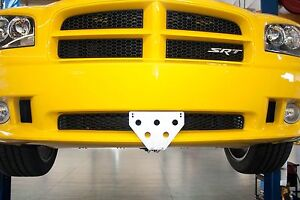 2006 Dodge Charger Daytona STO-N-SHO Removable License Plate SNS18b