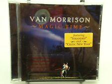 Magic Time Van Morrison CD