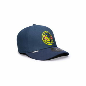 CLUB AMERICA BLUE PREMIUM BASEBALL HAT Fi COLLECTION OFFICIALLY LICENSED
