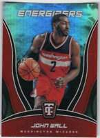 2017-18 Panini Totally Certified Energizers #7 John Wall Wizards