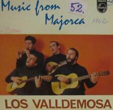 """Los Validemosa(7"""" Vinyl)Music From Majorca-Phillips-433 615-1962-Ex/Ex"""
