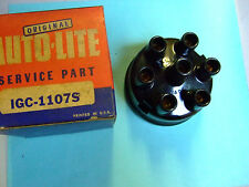 New old stock Autolite Distributor Cap IGC1107S Chrysler Hudson Packard Plymouth