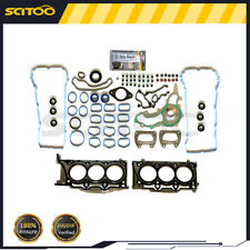 SCITOO Intake Manifold Gasket Replacement for 2011-2016 Chrysler 200 3.6L 2011-2016 Chrysler 300 3.6L Engine Gasket Kit