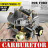 2 Barrel Carburetor Carb 2100 For Ford 289 302 351 Cu Jeep Engine