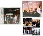 F.T Island FTIsland Flower Rock Taiwan Ltd CD+Calender (Ver.B)