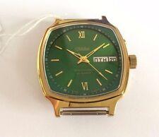 Vintage NOS/Comme neuf cyrillique Slava 2427 automatique russe Montre Plus Bracelet