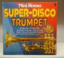 Nini Rosso Super-disco trumpet  [LP]