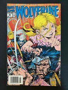 WOLVERINE #84  MARVEL COMICS 1994 VF+ NEWSSTAND