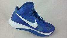 Nike Hyperfuse Men's Basketball Lace Up Shoes Size 11.5 Blue White R5-S 5