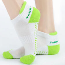 Yoga Socks Non Slip Pilates Cotton Sports Grips Toe Socks For Fitness Exercise
